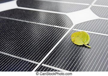 solar panel - it is a  close shot of solar panel