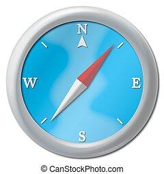 Compass Blue