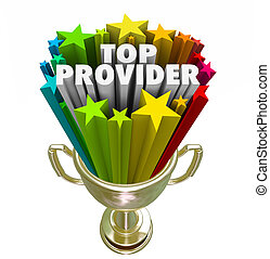 Top Provider Best Supplier Vendor Company Prize - Top...
