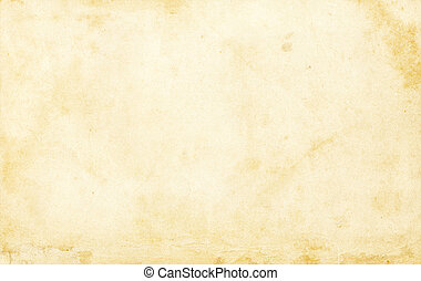 Old dirty paper texture. - Dirty and spotty paper background...