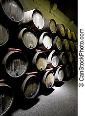 Croft Winery, Porto, Douro Province, Portugal