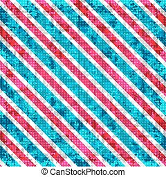 red blue and white lines. abstract geometric background....