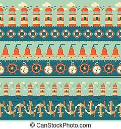 maritime pattern