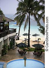 hotel, Boracay