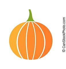 Pumpkin illustration - Pumpkin Vector illustration