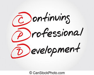 Continuing Professional Development - CPD - Continuing...