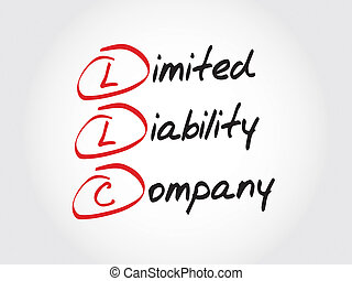 Limited Liability Company - LLC - Limited Liability Company,...