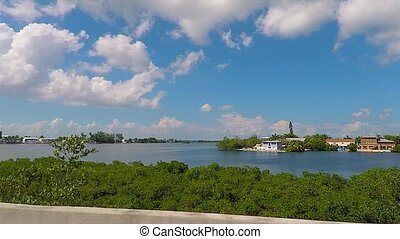 Keys of Florida nine - Panoramic for the Keys of Florida