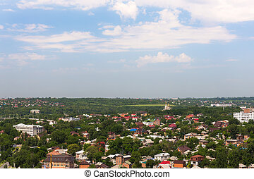 Rostov-on-Don - Sububrs of the Rostov-on-Don, Russia