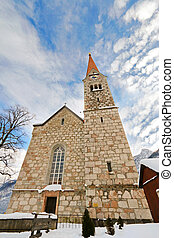 The Evangelical Church, Hallstatt - The Evangelical Church...