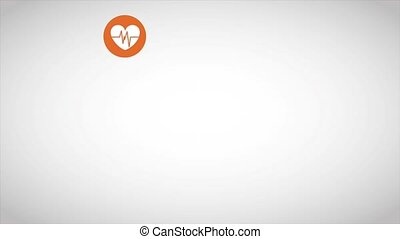 Activity Video animation - Running icons, Video animation,...