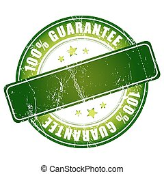 100% guarantee green stamp.