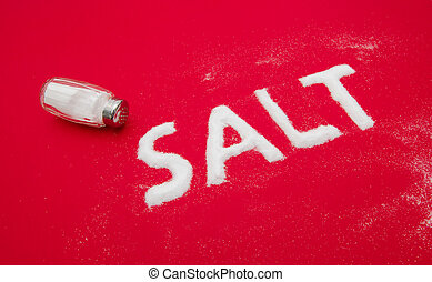 Salt health concerns, risk and problems suggested by the...
