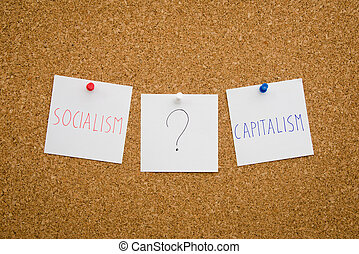 Socialism vs capitalism - Debate between socialism and...