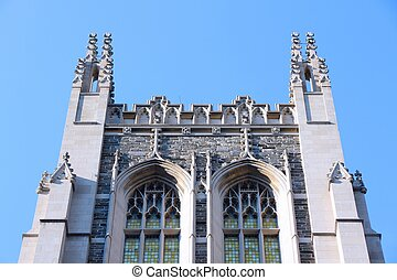 Union Theological Seminary - Brown Memorial Tower of Union...