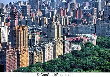 Upper West Side NY - New York City, United States - Upper...