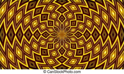 gold abstract background, loop - gold abstract background,...
