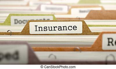 Insurance - Folder Name in Directory - Insurance - Folder...