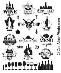 Wine Labels and Logos