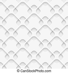 Seamless Lattice Pattern - Abstract Seamless Lattice Pattern