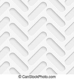 Seamless Perforated Background - Abstract Seamless...