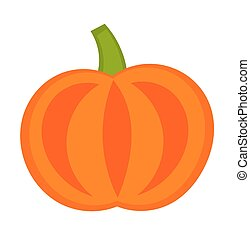 Pumpkin vector - Pumpkin Vector illustration