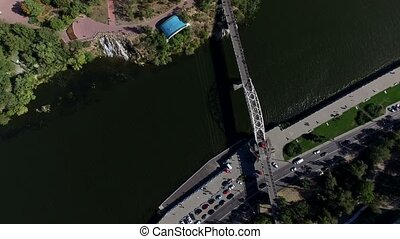 Dnepr River Aerial Survey - Flight to Quadrocopters on The...