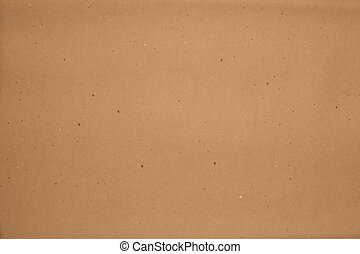 Tan Paper - a background texture of brown paper