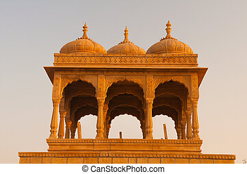 rajasthan architecture