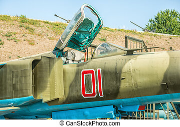 Russian Soviet multipurpose frontline fighter - Russian...