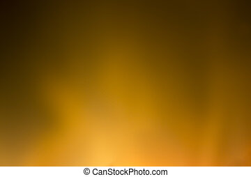 Blurred Background with bright orange lights - Blurred...