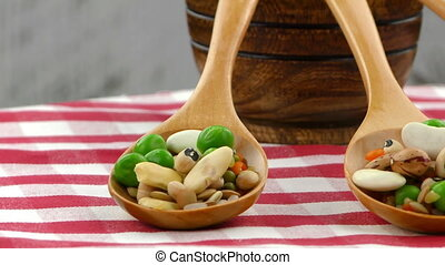 Legumes Delicious and Healthy Mix