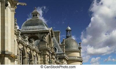 Chateau de Chantilly.France - Chateau de Chantilly (...
