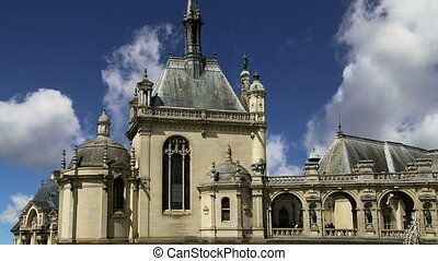 Chateau de ChantillyFrance - Chateau de Chantilly Chantilly...