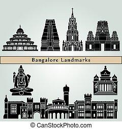 Bangalore Landmarks - Bangalore landmarks and monuments...