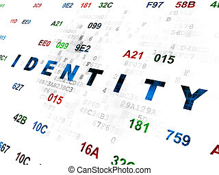 Safety concept: Identity on Digital background