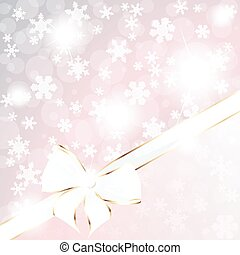 Pastel sparkly holiday background