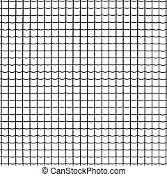 meshy pattern