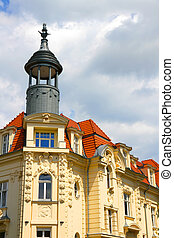 Historic Architecture in Potsdam - Historic Architecture in...