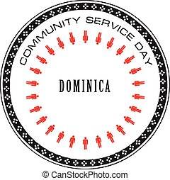 Community Service Day Dominica