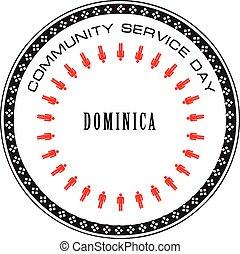 Community Service Day Dominica