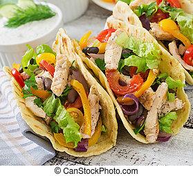 Tacos Almacen De Fotos E Imágenes 16 789 Tacos Retratos Y