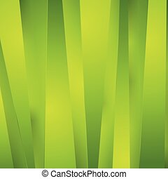 Tech green vertical stripes background
