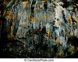 Abstract background on the basis of texture shabby paint....