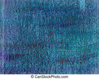 Abstract background on the basis of texture shabby paint...