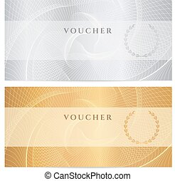 Gift Certificate, Voucher, Coupon - Gift certificate,...