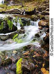 Flowing River - A flowing river