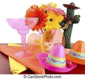 Cinco de Mayo party concept