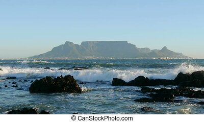 landmark table mountain, cape town