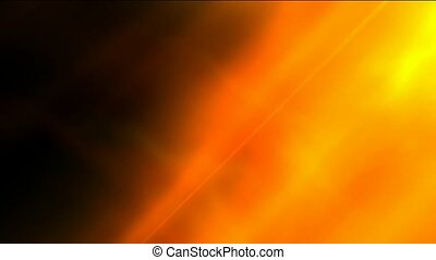 Surface of the Sun?orange solar wind